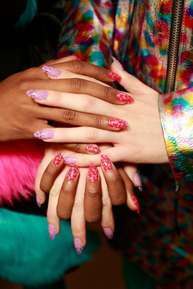 NYFW New York Fashion Week Best Nail Polish Art Trends ...