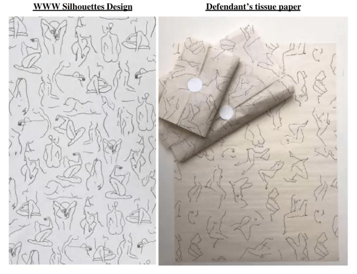 Esquerda: WeWoreWhat, Direita: O Grande Eros