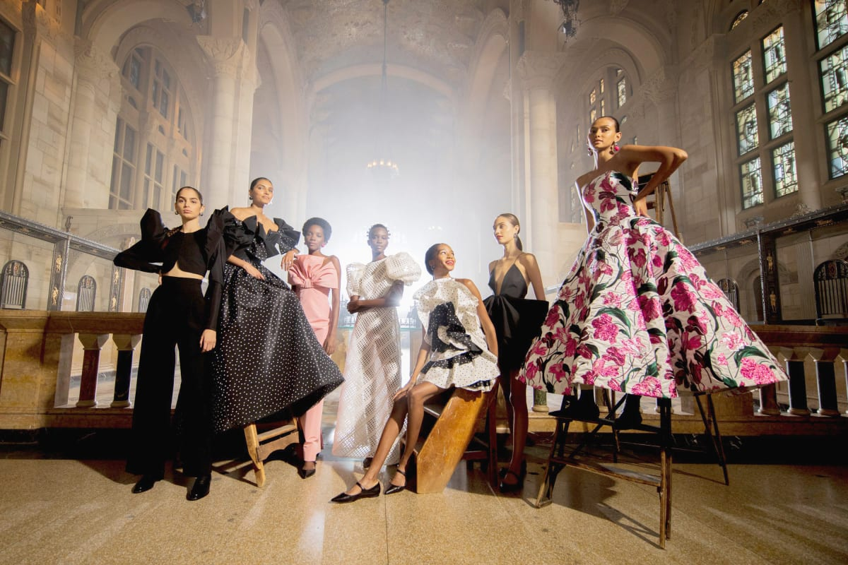 Wes Gordon Says the Carolina Herrera Summer 2021 Collection Is 'Unmistakably Herrera'
