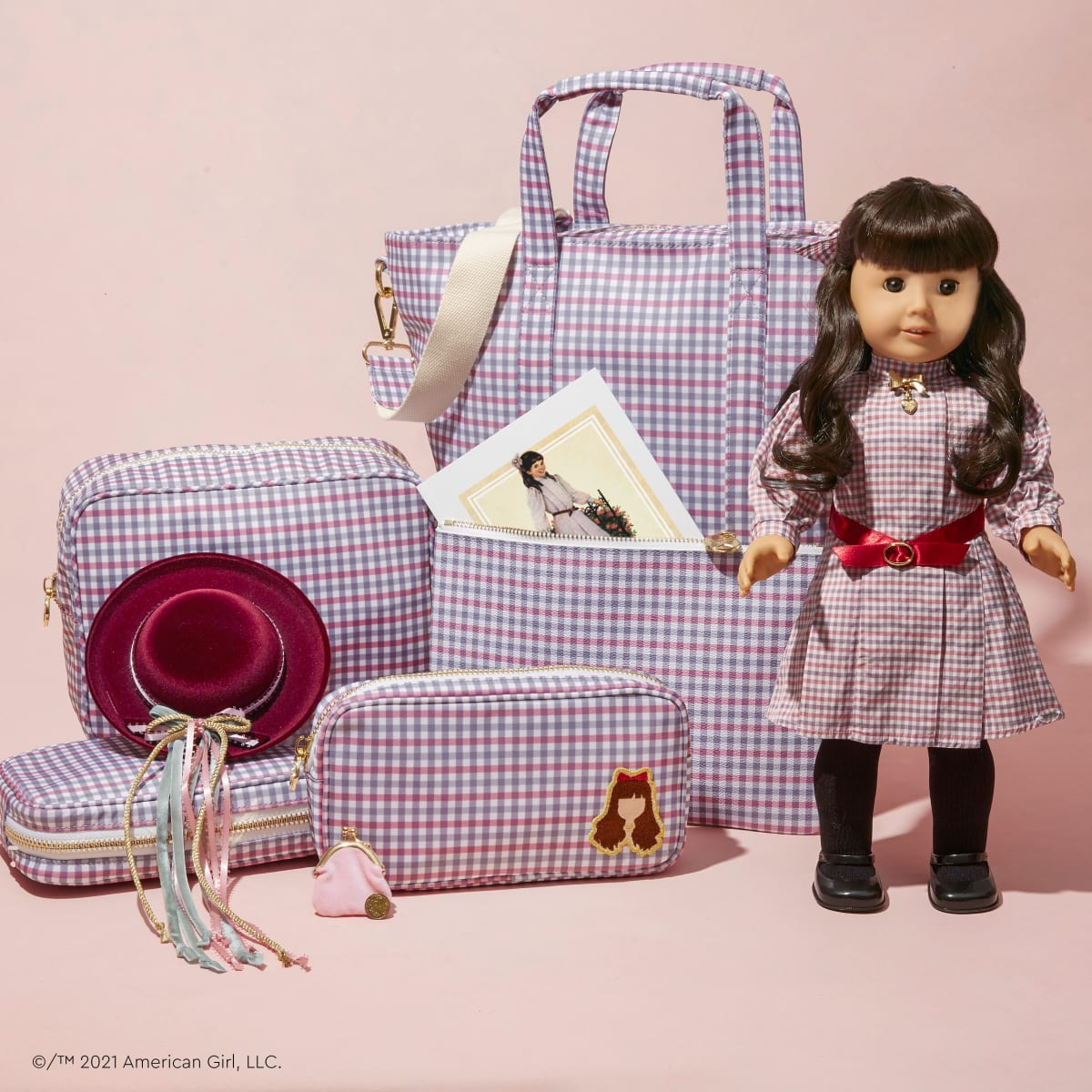 I'm Not *Not* Freaking Out About This American Girl Collaboration