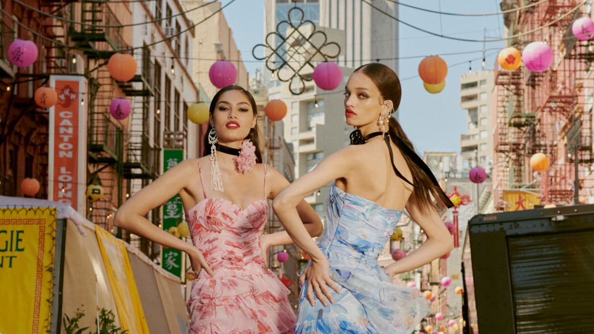 You'll Want to Make Plans Just So You Can Wear Prabal Gurung's Flirty Resort 2022 Collection