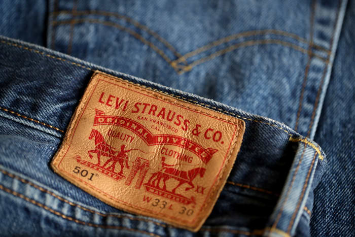 Get involved in levi strauss ipo