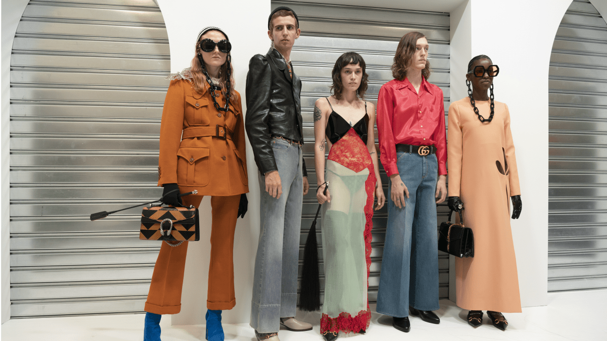 Must Read: Gucci Says Goodbye to Fashion Week, The Tech Behind Social-Distance Shopping