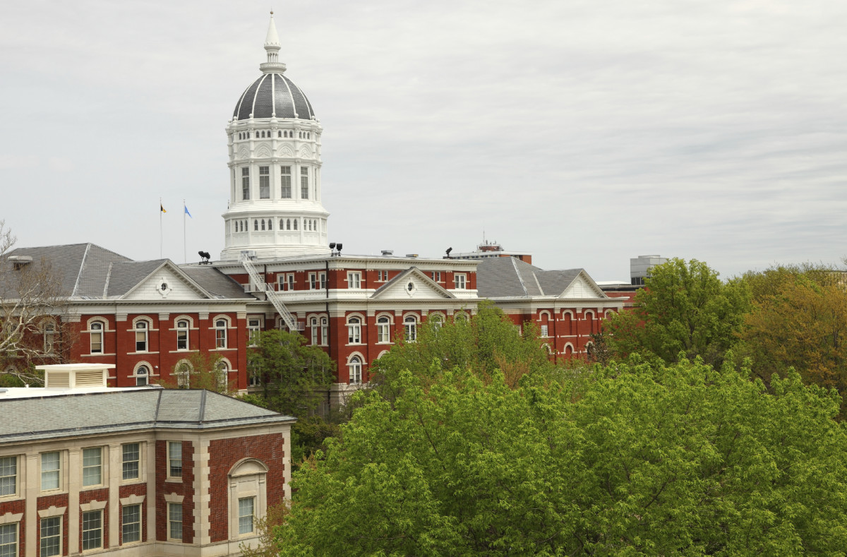 University of Missouri Campus. Photo: iStock