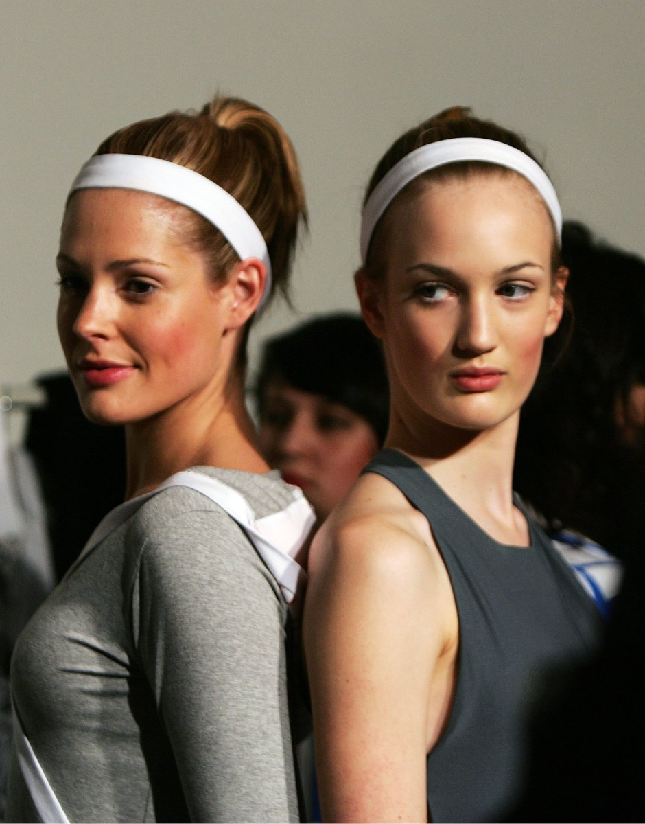 An RMIT fashion show. Photo: Patrick Riviere for Getty
