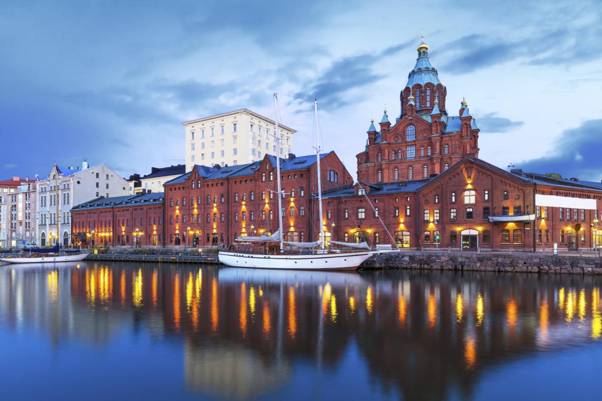 Helsinki. Photo: iStock