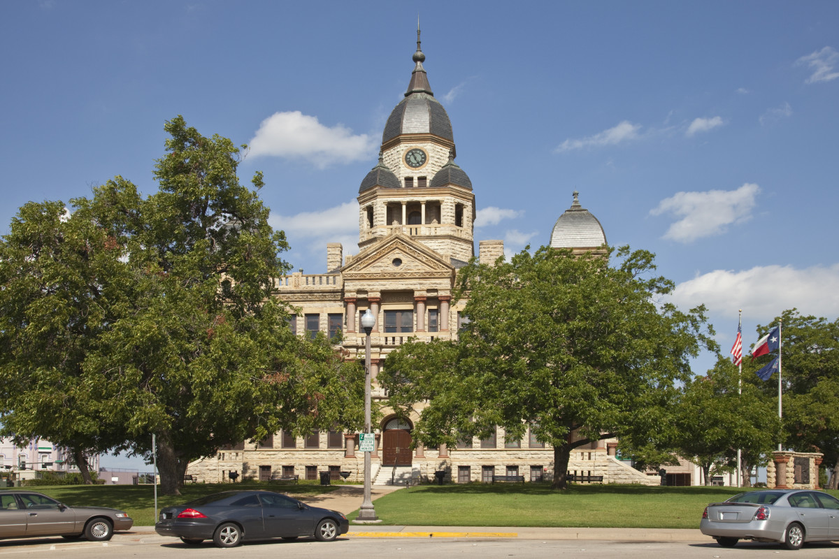 Denton, Texas. Photo: iStock