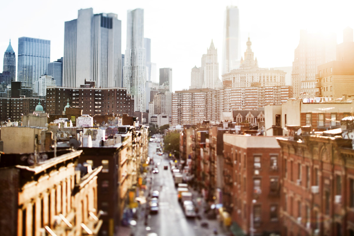 New York City. Photo: iStock