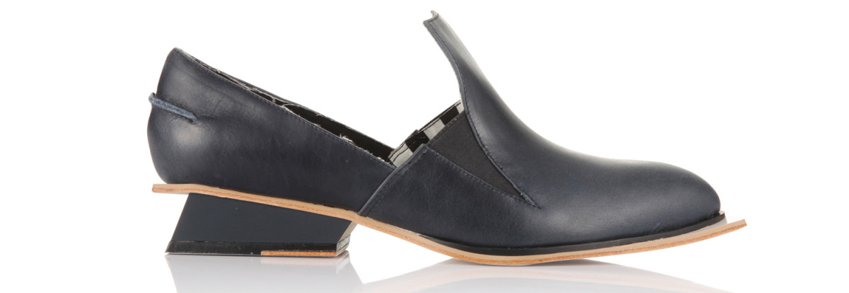 "Absence ""moonwalker"" loafer, £323 (about $500), available at Wolf & Badger."