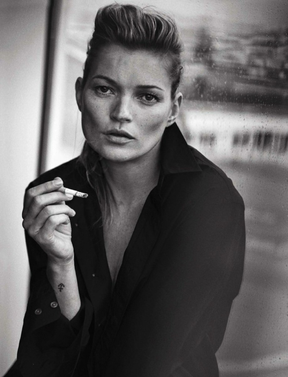 Photo: Peter Lindbergh for 'Vogue' Italia