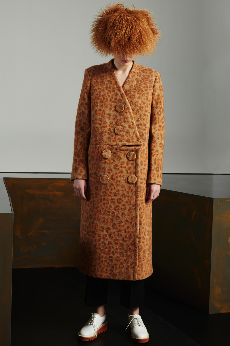 A look from Stella McCartney pre-fall 2015. Photo: Stella McCartney