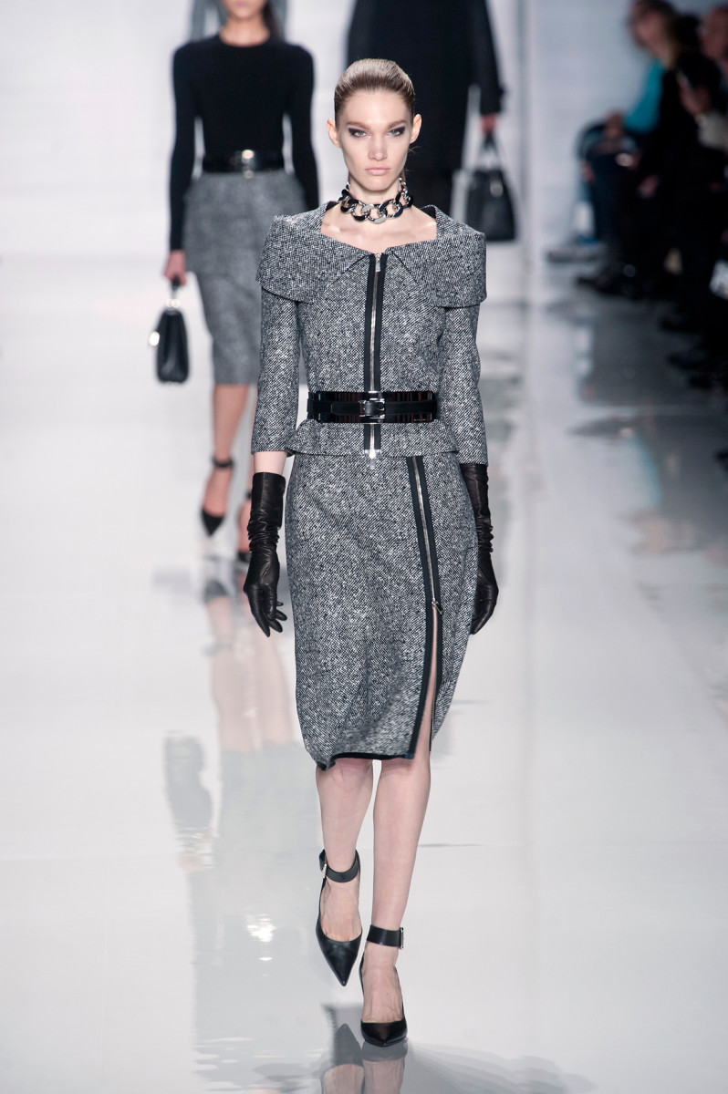 A look from Michael Kors's fall 2013 collection. Photo: Imaxtree