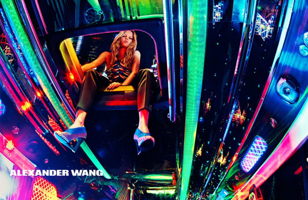 Photo: Steven Klein for Alexander Wang