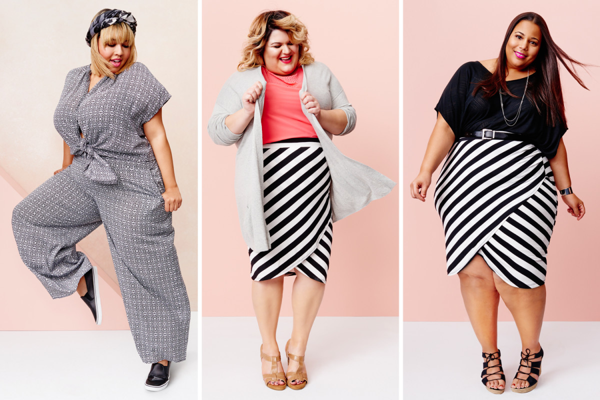 fde1f73ad55bb Target Is Overhauling Its Approach to Plus-Size With Ava   Viv ...