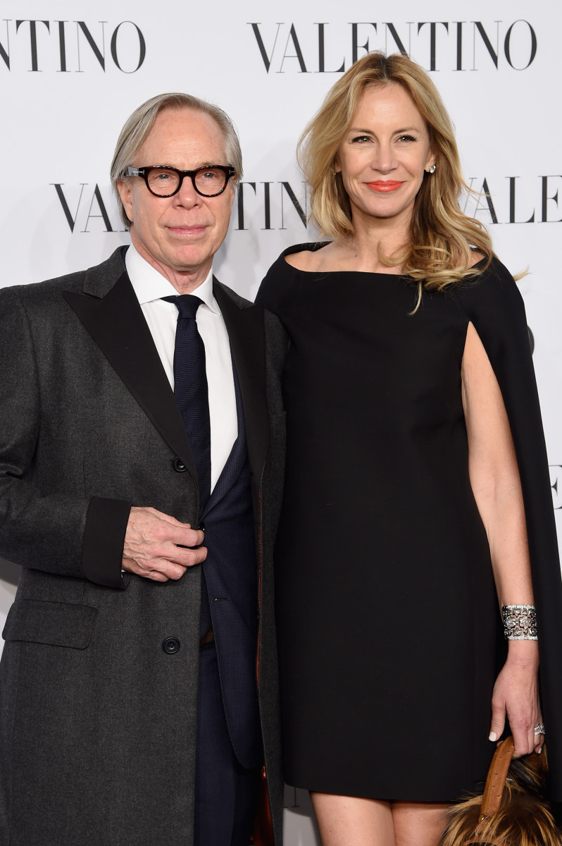 Mr. Hilfiger. Photo: Dimitrios Kambouris/Getty Images