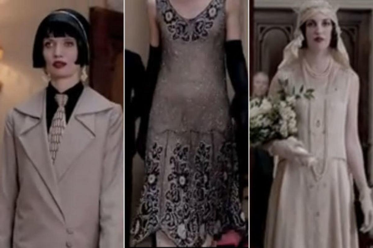 MORE: Downton Abbey's Costume Designer Dishes on the Season 3 Looks MORE: Downton Abbey's Costume Designer Dishes on the Season 3 Looks new images