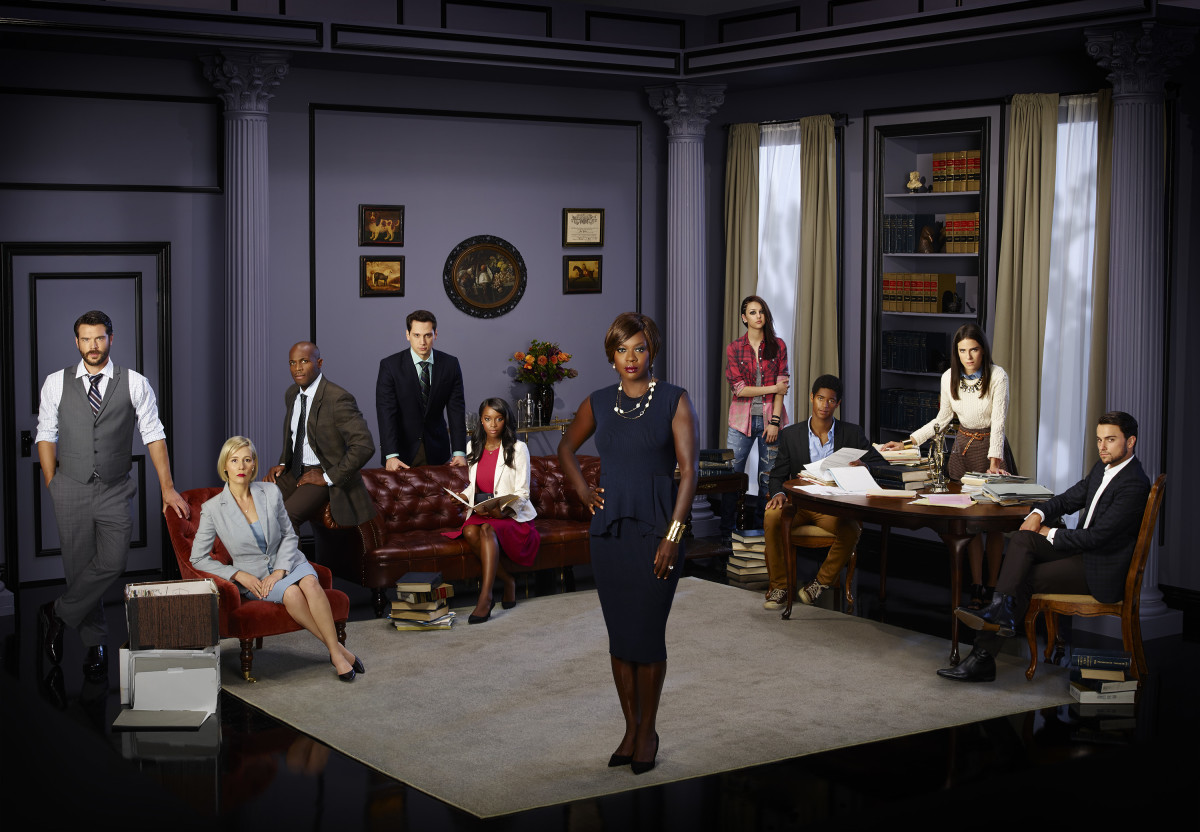 All the Costume Secrets Behind \'How to Get Away With Murder ...