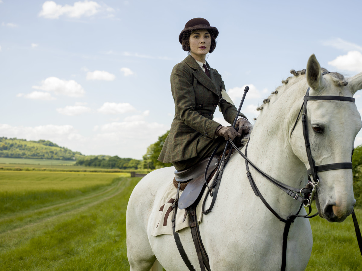 Androgynous Lady Mary. Photo: PBS
