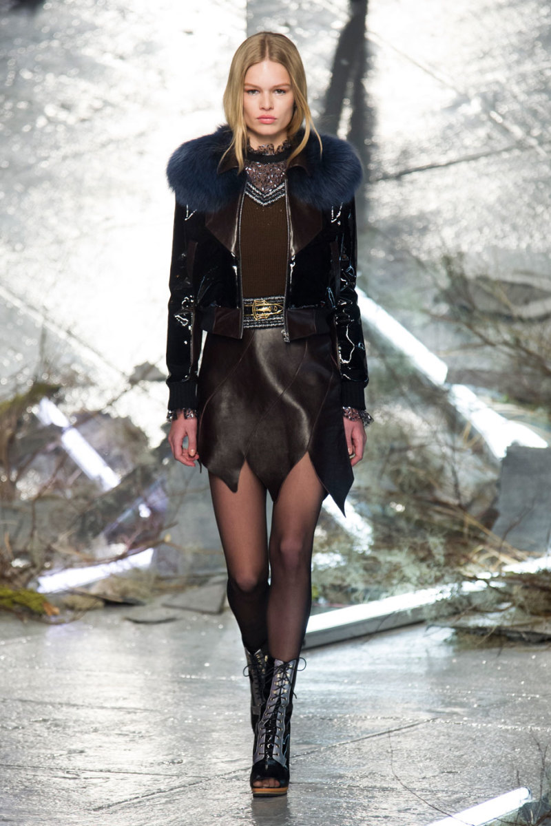 A look from Rodarte's fall 2015 collection. Photo: Imaxtree