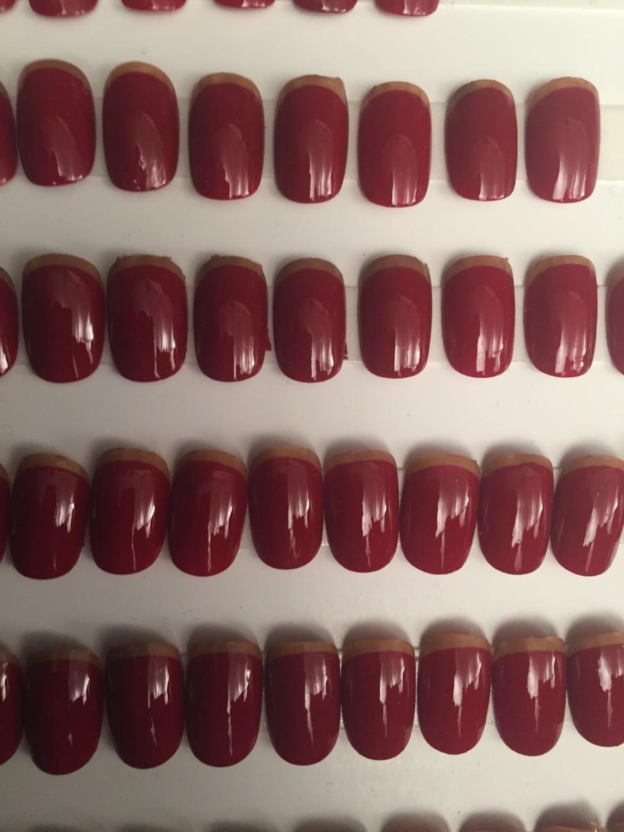 Nails. Photo: Cheryl Wischhover/Fashionista