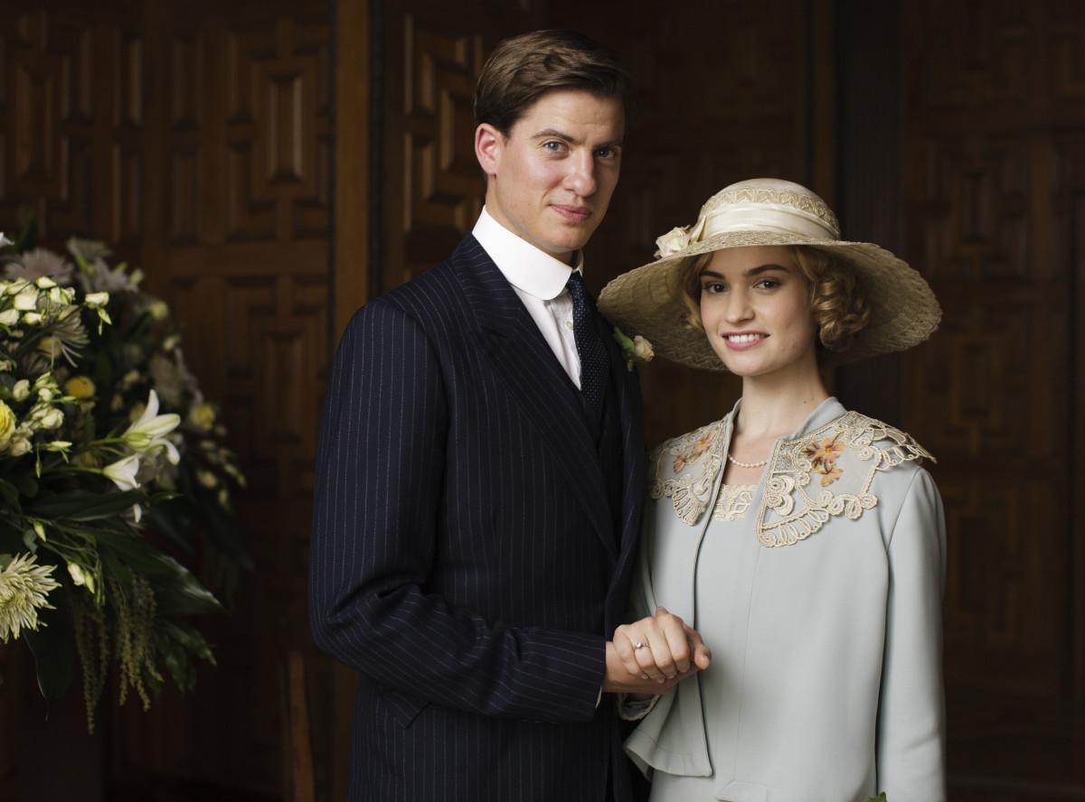 39 downton abbey 39 season 5 episode 8 fashion recap rose 39 s