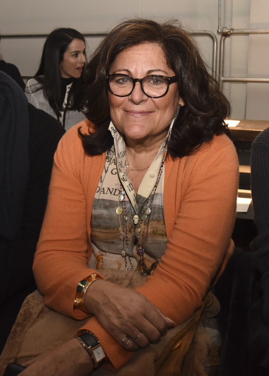Fern Mallis doesn't listen to rap. Photo: Vivien Killilea/Getty Images