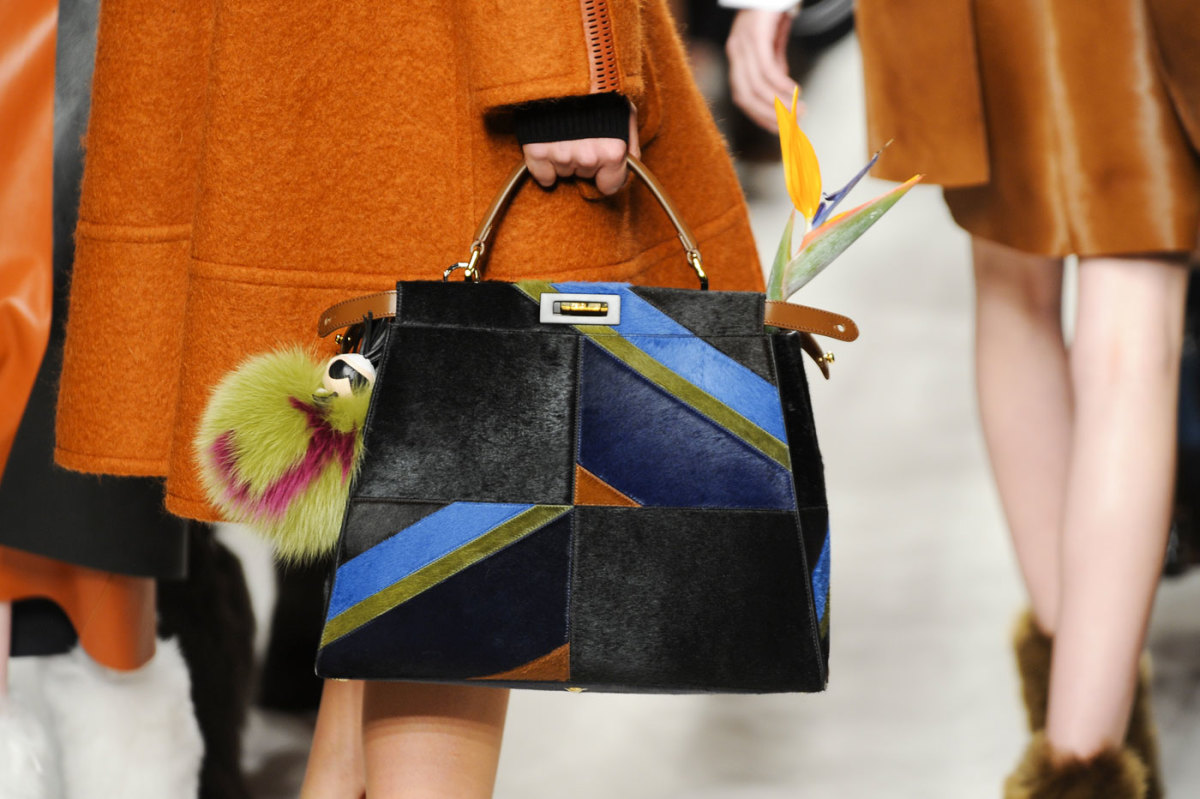 94402d60ad Fendi Debuts Personalized Fur Keychains for Fall - Fashionista