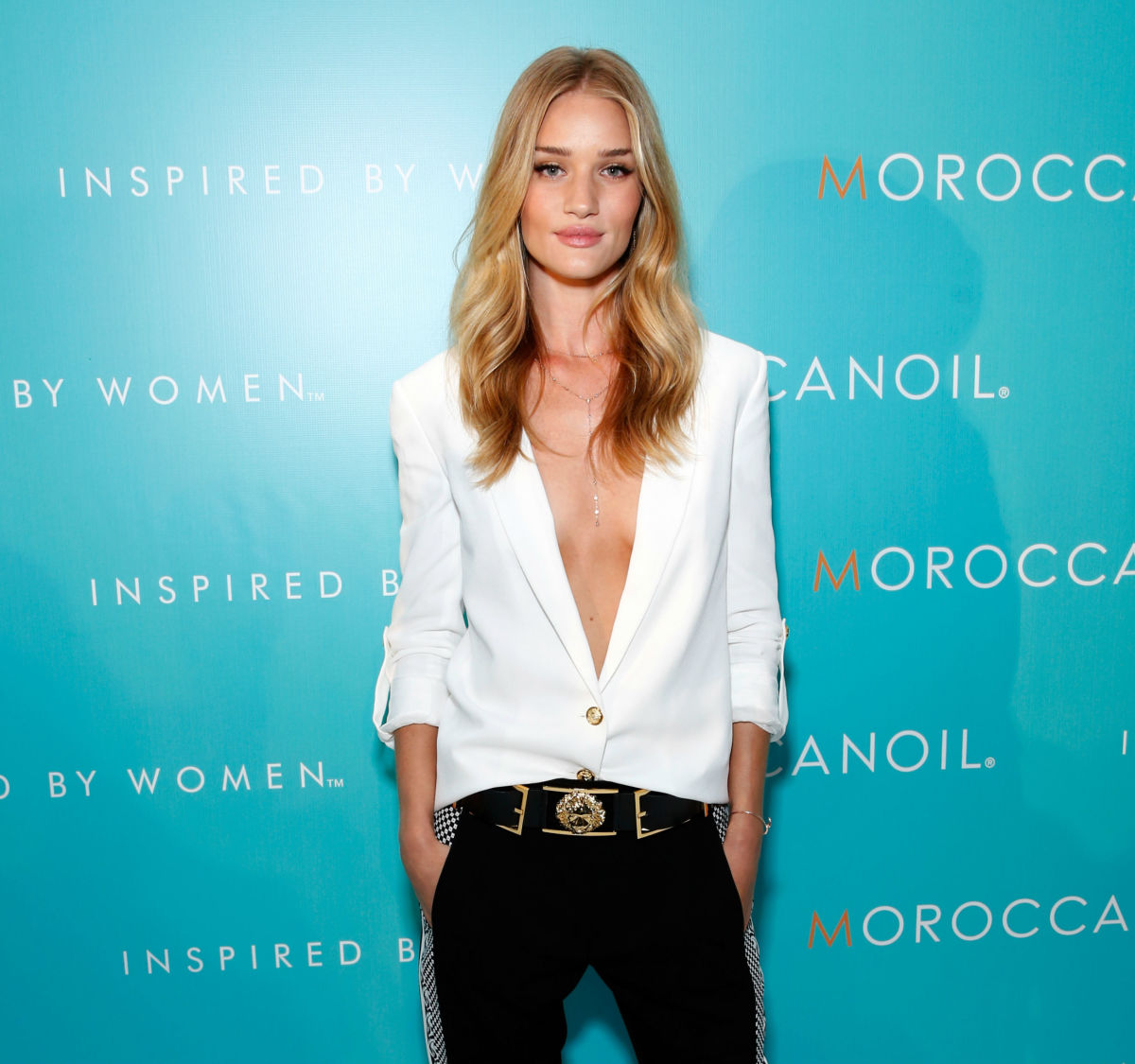 Rosie Huntington-Whiteley Is A Barbie, Case Closed On