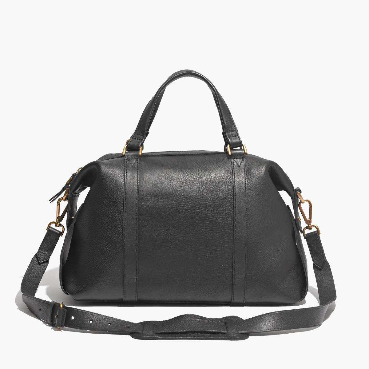 Madewell Glasgow Satchel, 124.95 with code SALEONSALE (from $198), available at Madewell.