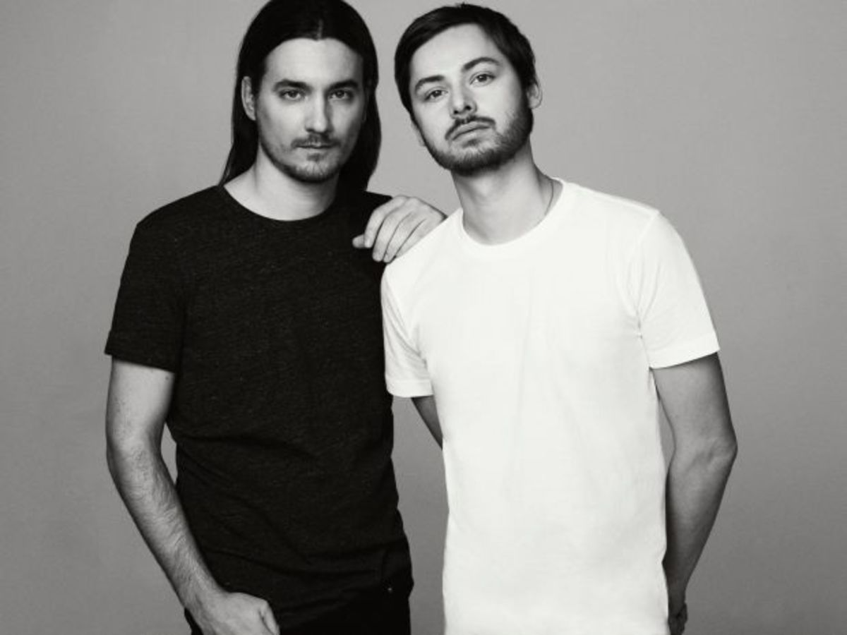 Alexis Martial and Adrien Caillaudaud are the new artistic directors of Carven. Photo: Carven
