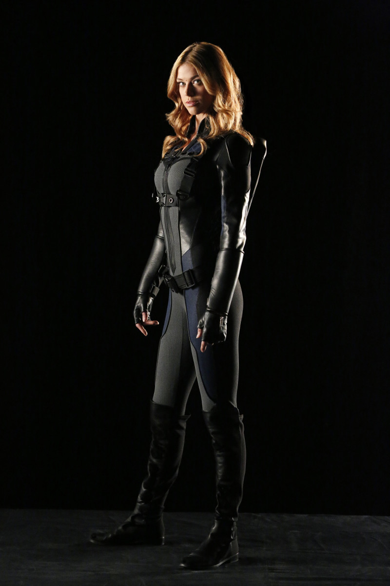 "Adrianne Palicki as Mockingbird from ""Agents of S.H.I.E.L.D."" Photo: ABC/Kelsey McNeal"