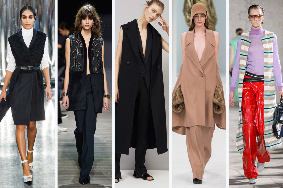 From left to right: Christine Phung, Maiyet, Theory, Chalayan and Loewe. Photos: Imaxtree