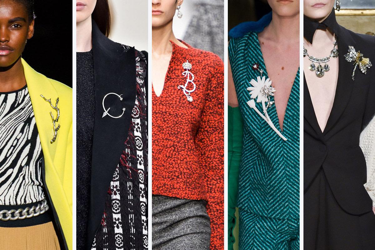 From left to right: Fausto Puglisi, Edun, Balenciaga, Prada and Luisa Beccaria. Photos: Imaxtree