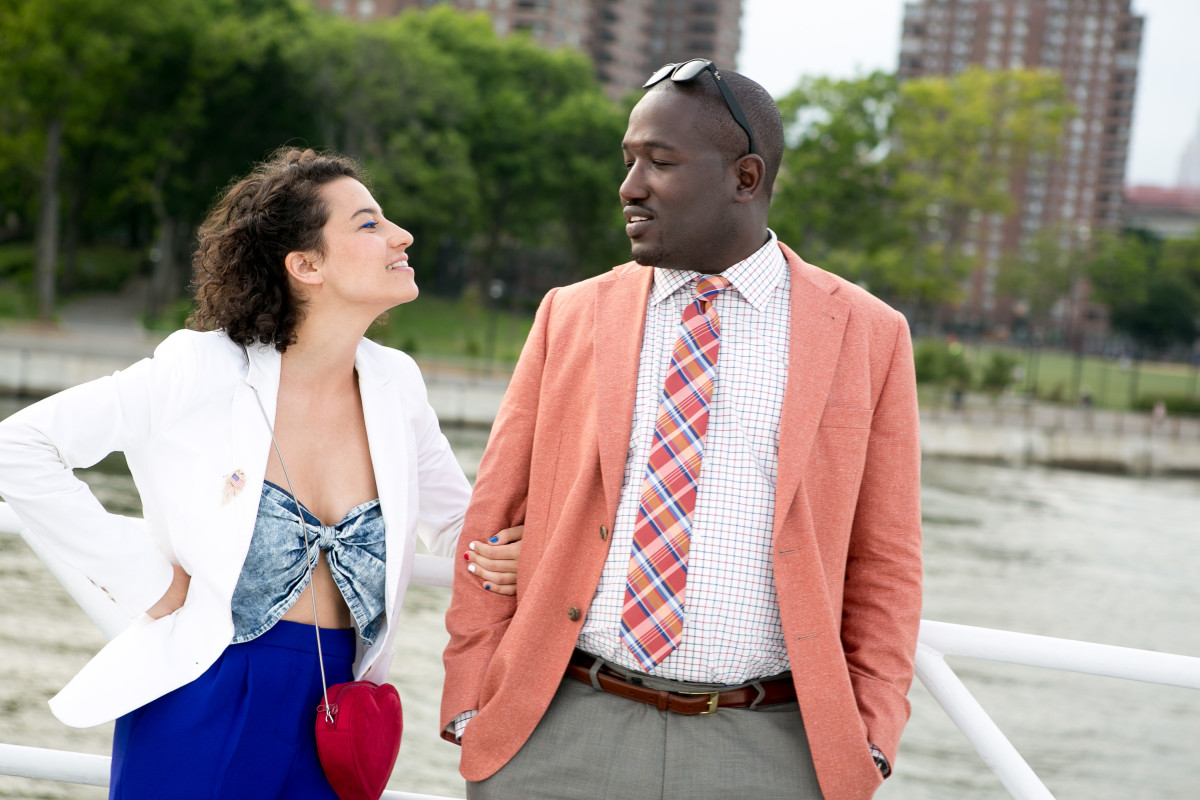 Ilana Glazer in the 'Citizen Ship' episode. Photo: Matt Peyton/Comedy Central