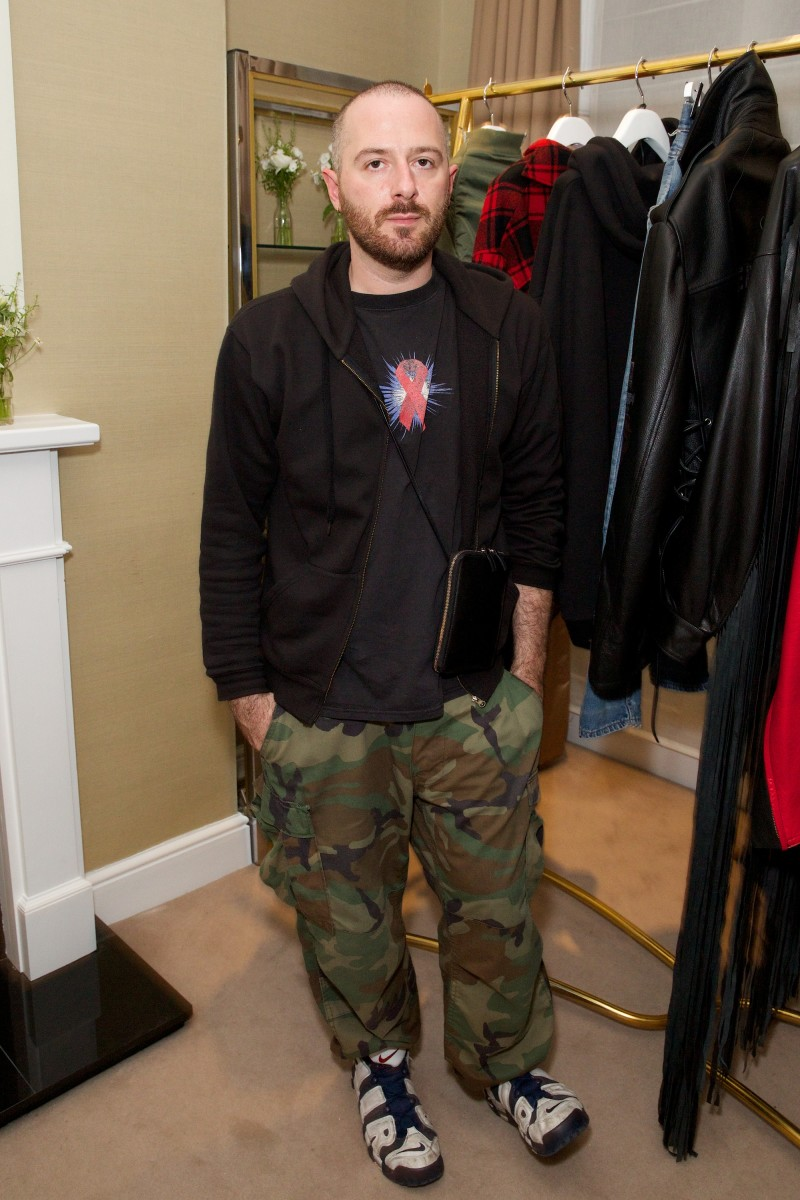 Vetements founder Demna Gvasalia. Photo: Matches Fashion