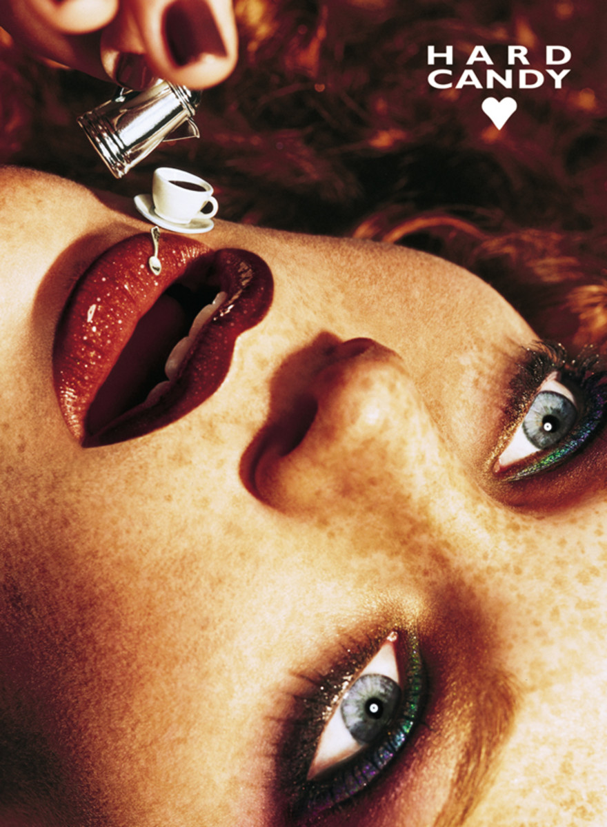 Vintage '90s Hard Candy imagery. Photo: Hard Candy
