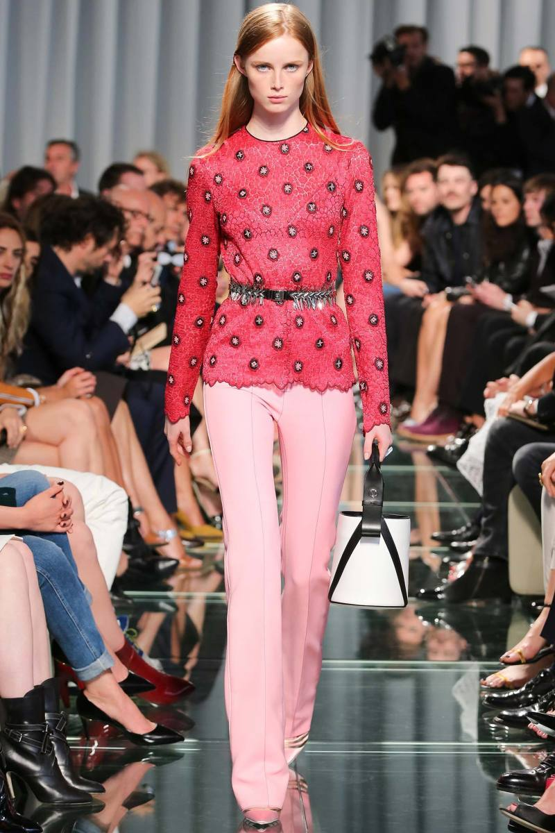 A look from Louis Vuitton's resort 2015 collection. Photo: Imaxtree