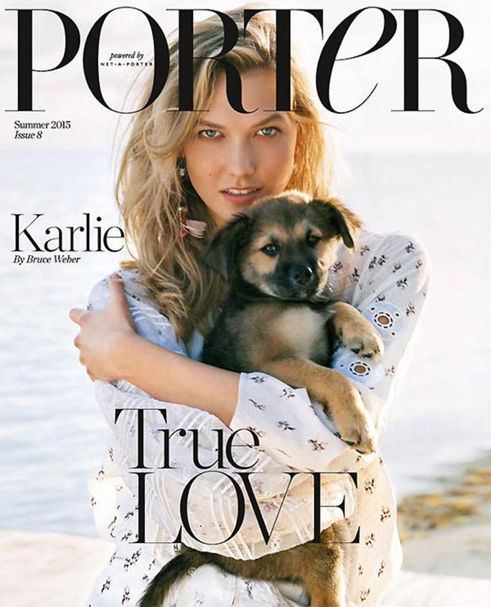 Bruce Weber for 'Porter' magazine.