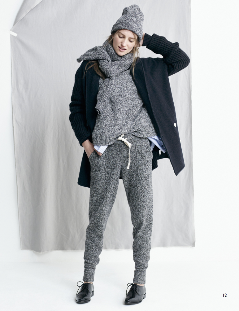 A look from Madewell's fall 2015 collection. Photo: Madewell