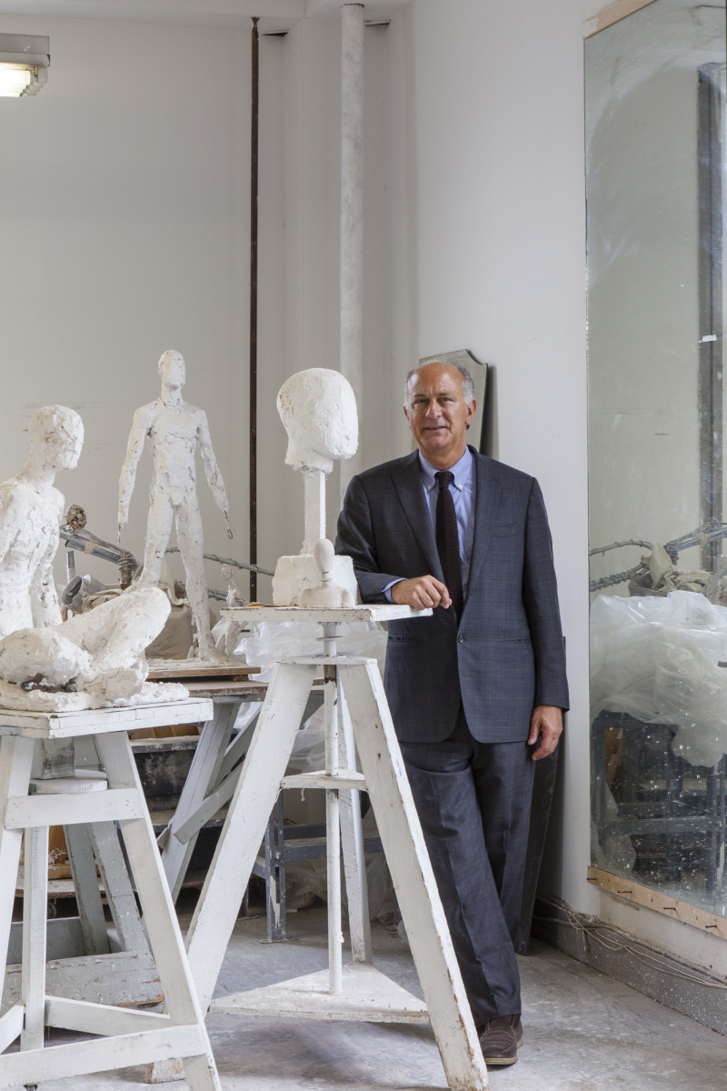 Ralph Pucci In His Studio New York Photo Antoine Bootz Museum Of Arts