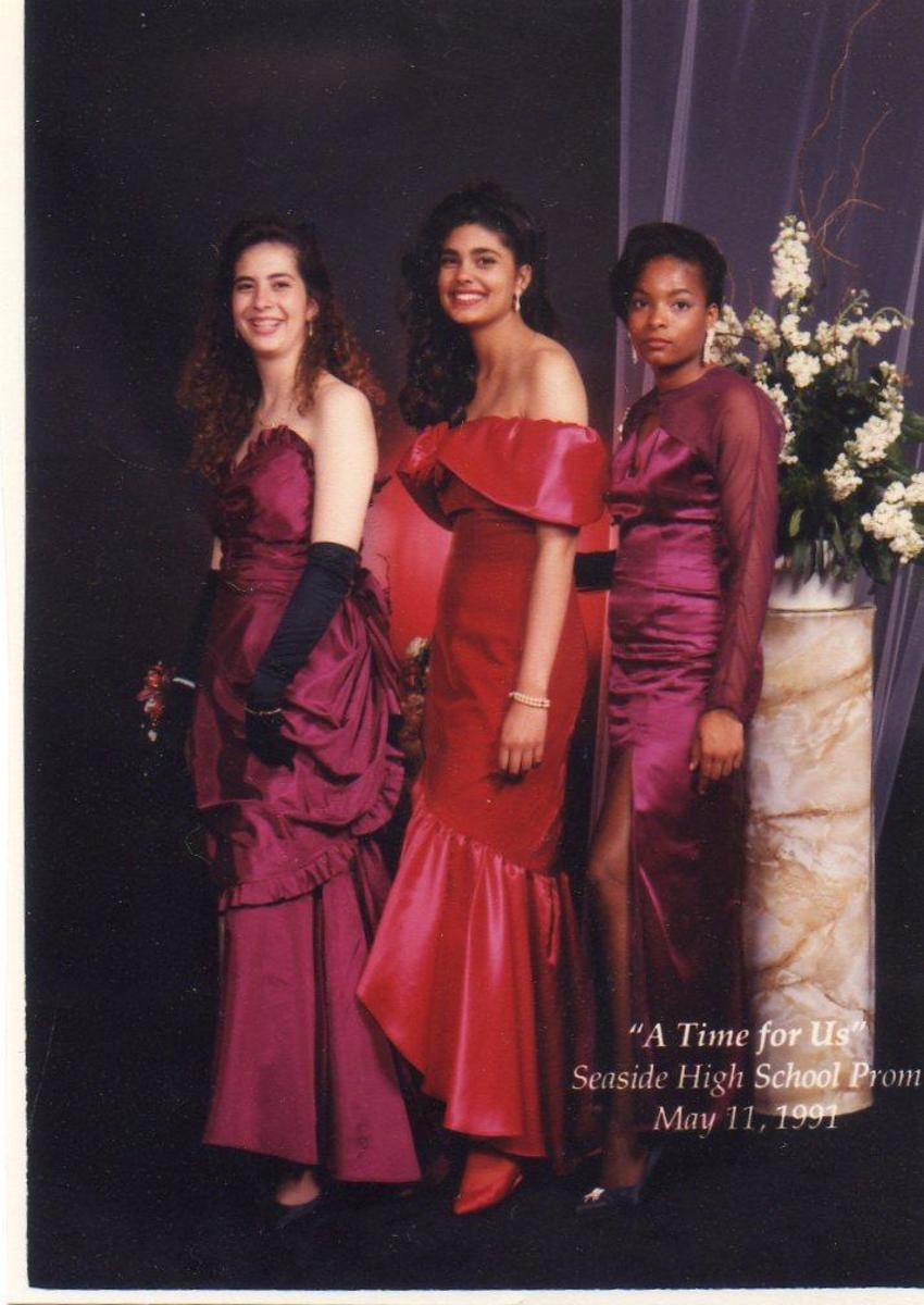 Photo: Rachel Roy (middle)