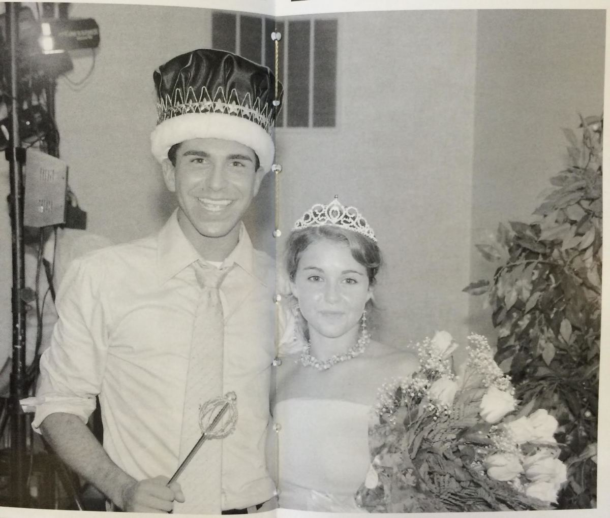 Photo: Prom King Phillip Salem