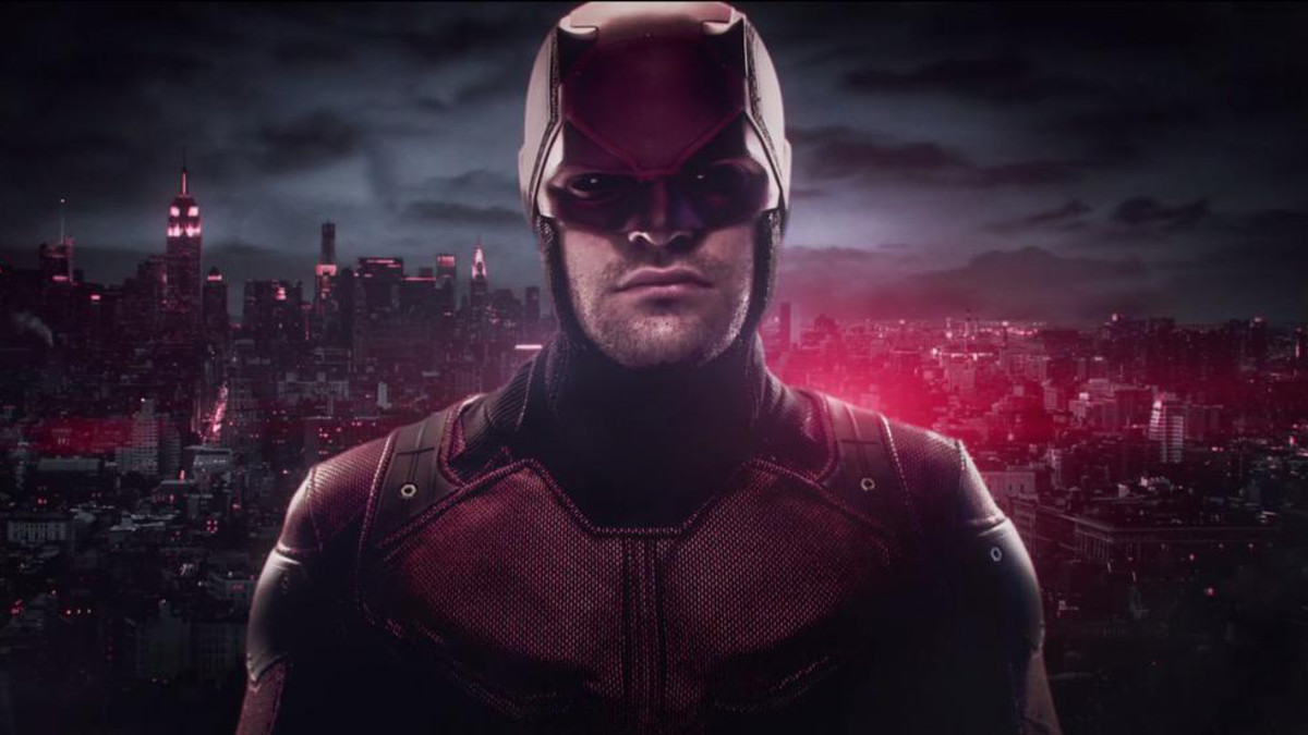 This is not Ben Affleck's Daredevil suit. Screengrab: 'Daredevil' trailer via Twitter/@Marvel