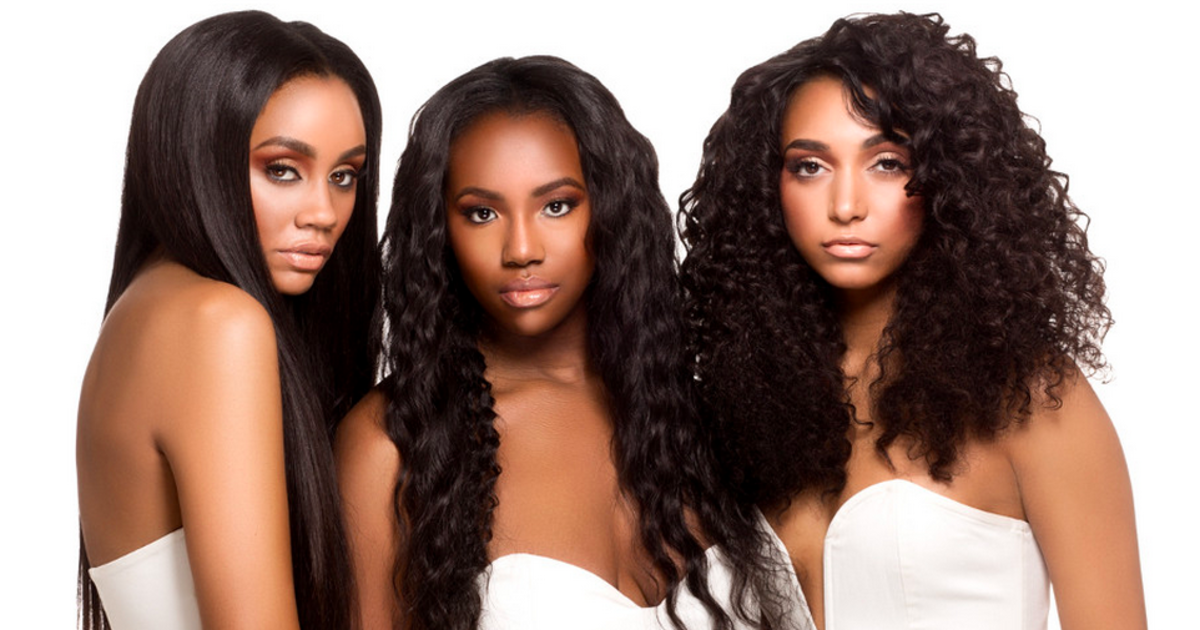 The Hair Extensions Business Is Finally Getting The Makeover It