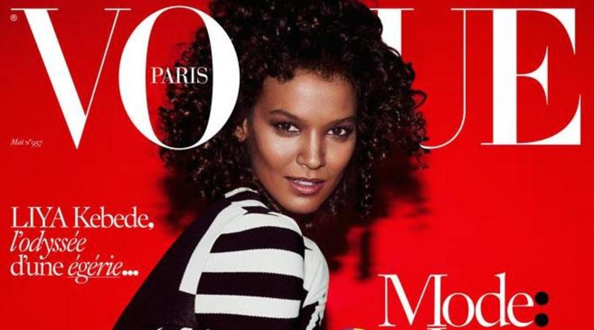 Vogue Paris Puts Model Of Color On Cover For 1st Time In