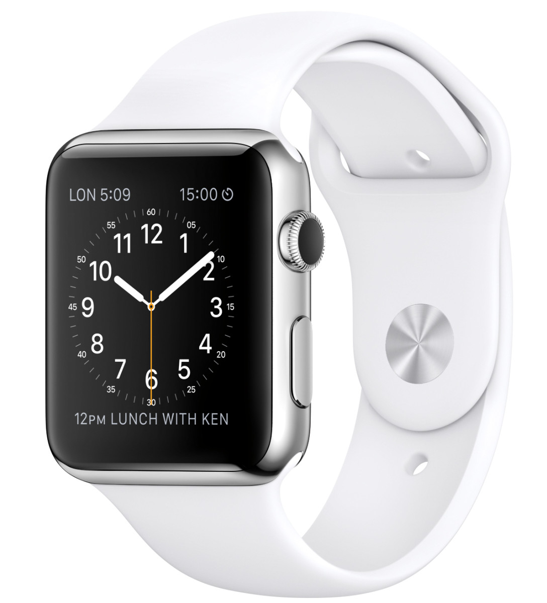 The Apple Watch Sport. Photo: Apple