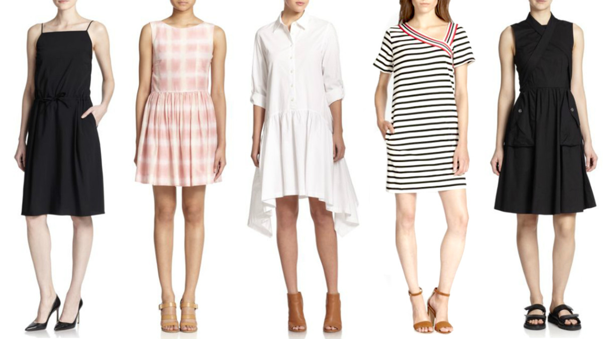 5 Spring Dresses Fashionista Editors Want from the Saks Sale ...