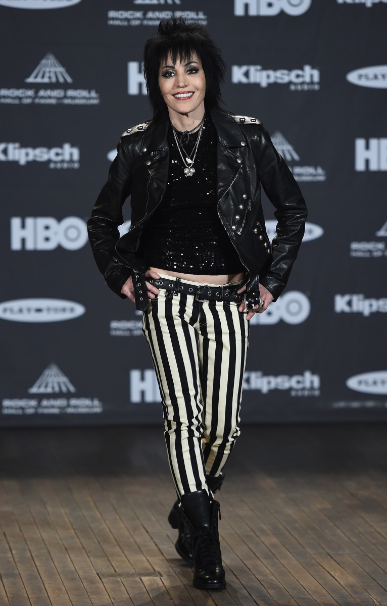 Joan Jett Proves That Sticking With Your Signature Style