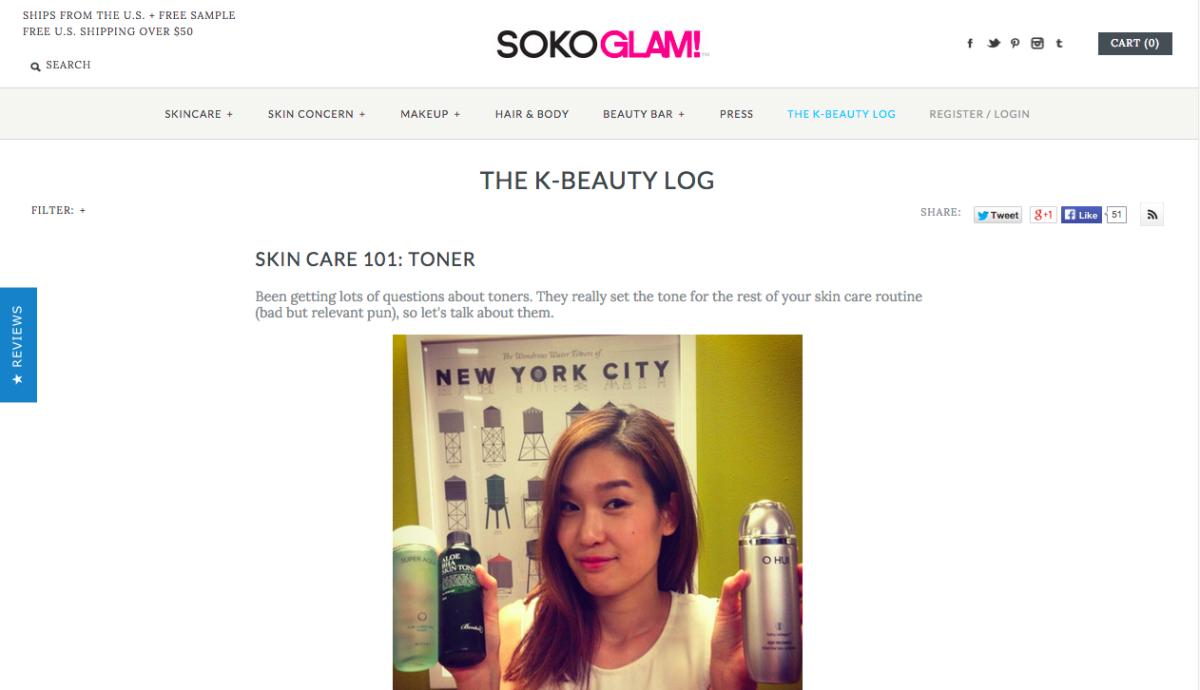 Screengrab: SokoGlam