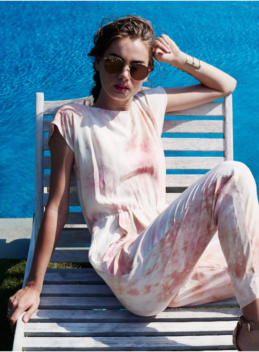The Wilson jumpsuit from the Upstate summer 2015 collection. Photo: Upstate